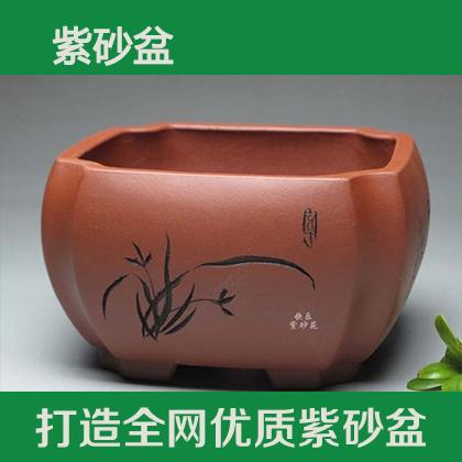 花盆容器  各种紫砂盆